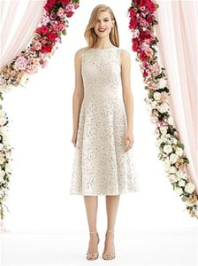 After Six Oyster 6738 Dress