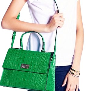 Kate Spade Satchel in Orchard Valley