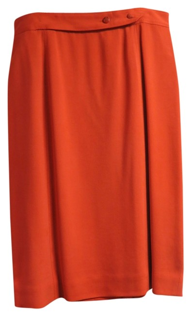 Preload https://item5.tradesy.com/images/dana-buchman-harvest-classic-silk-suit-knee-length-skirt-size-12-l-32-33-1729474-0-0.jpg?width=400&height=650
