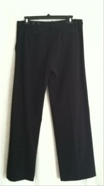 BCBGMAXAZRIA Trouser Pants Black