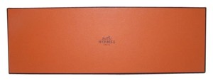 Hermès Hermes Tie Box Ribbon & Tissue Included NEW