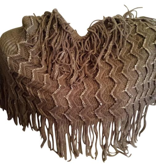 Preload https://img-static.tradesy.com/item/1729615/tan-with-sequins-also-comes-in-black-fringed-infinity-scarfwrap-0-0-540-540.jpg