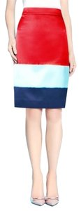 Kate Spade Madison Ave Skirt red