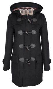 Burberry Jacket Duffle Wool Pea Coat