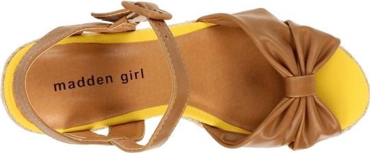 Madden Girl Yellow Sandals