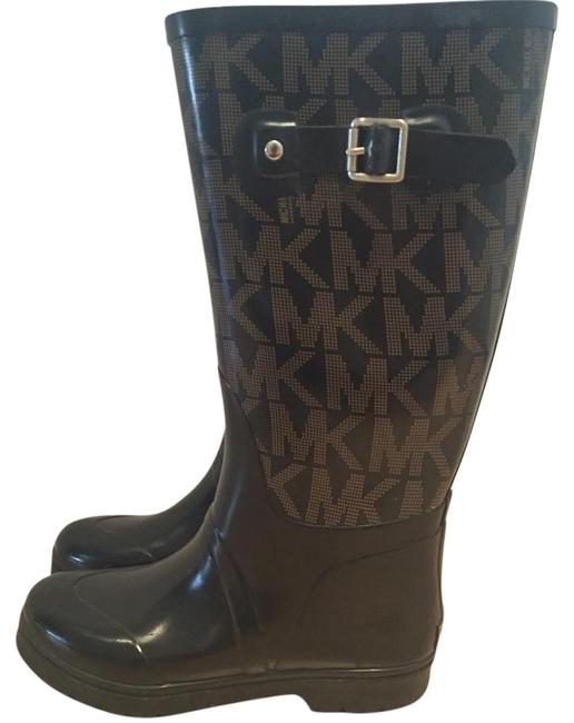Item - Black and Brown Boots/Booties Size US 6.5 Regular (M, B)