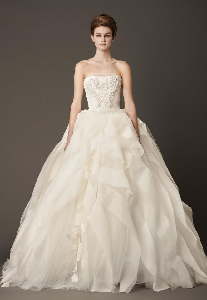 Vera Wang Traditional Wedding Dresses