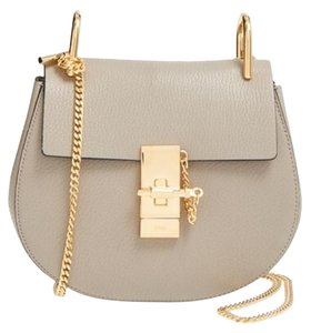 Chloé Leather Lambskin Chloe Cross Body Bag