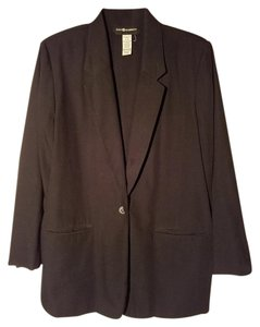 Sag Harbor Black Blazer