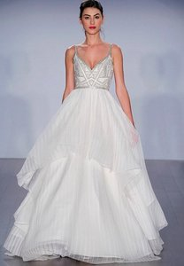 Hayley Paige Lennon Gown Wedding Dress
