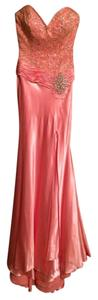 Tony Bowls Prom Gown Pageant Dress