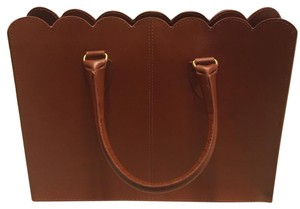 ASOS Satchel in Brown