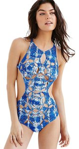 Indah Nouri Crochet Swimsuit
