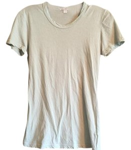 James Perse Casual James Nordstrom Fitted T Shirt Mint Green