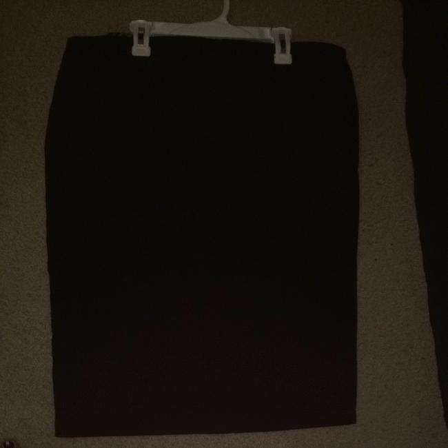 Maurices Skirt Black Pencil