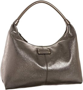 Kate Spade Metallic Zipper Lined Hobo Bag