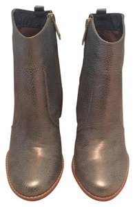 Joie Gold leather Boots
