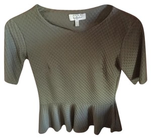 Zara Top Olive green