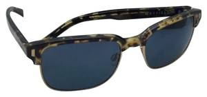 Von Zipper F.C.G. VONZIPPER Sunglasses VZ MAYFIELD Blotchy Tortoise Frame w/ Blue Lenses