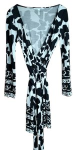 Diane von Furstenberg Dvf Wrap Butterfly Dress