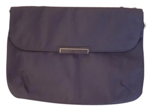 MZ Wallace Navy Clutch