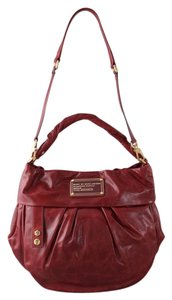 Marc by Marc Jacobs Leather Handbag Hobo Bag