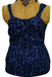Marc Jacobs Top Blue