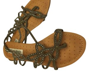 Naughty Monkey Sparkle Sandals