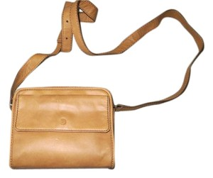 Fossil Camera Leather Vintage Cross Body Bag