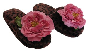 Other Size 8.00 9.00 M New Excellent Condition Brown, Black, Pink, Flats