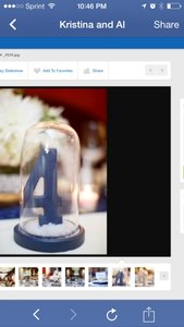Creative Way To Display Table Numbers As Snow Globes
