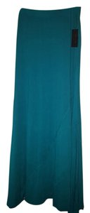 Worthington Maxi Skirt Green