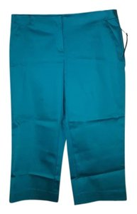 Worthington Capris Green