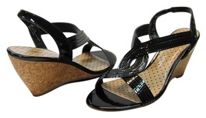 Cato New Size 9.00 M Black, Neutral Wedges