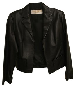 Nina Ricci Leather Jacket