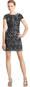 Adrianna Papell Beaded Formal Party Dress
