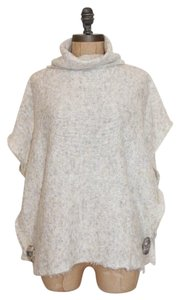 Piko 1988 High Neck Open Sides Sweater