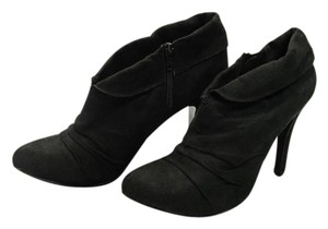 Charlotte Russe Size 10.00 M Black, Boots