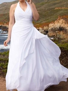 David's Bridal Wg 3260 Wedding Dress