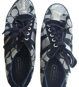 Coach Sneakers Sneaker Grey black Athletic