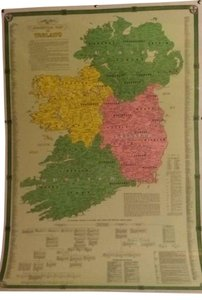 Kane Ancestral Map of Ireland Kane Ancestral Map of Ireland