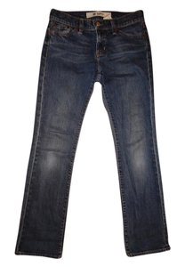 Gap Slim Stretchy Straight Leg Jeans-Medium Wash