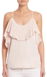 Ella Moss Ruffle Summer Top Ceramic