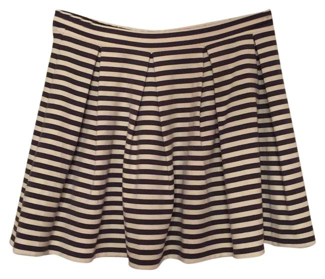 Item - Gray Cream Skirt Size 8 (M, 29, 30)