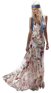 Multi Color Maxi Dress by Haute Hippie