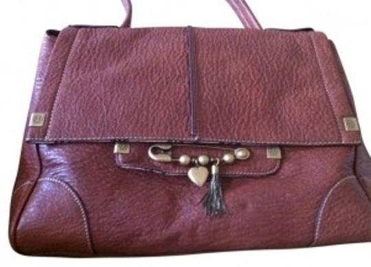 Jessica Simpson Satchel in Brown