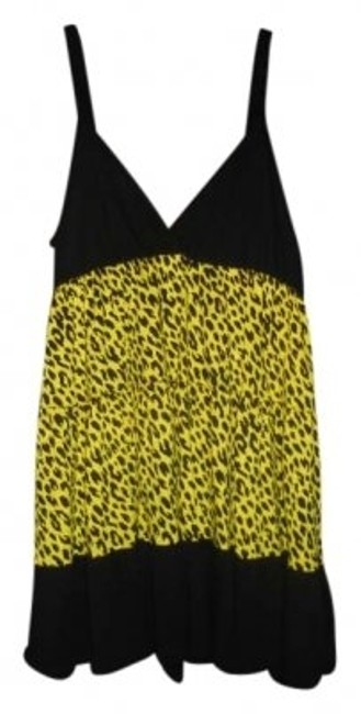 Preload https://item4.tradesy.com/images/double-zero-black-and-yellow-tank-topcami-size-14-l-173103-0-0.jpg?width=400&height=650
