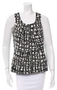 Kate Spade Top Black and White