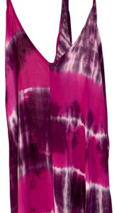 Fuschia tye dye Maxi Dress by Love Stitch