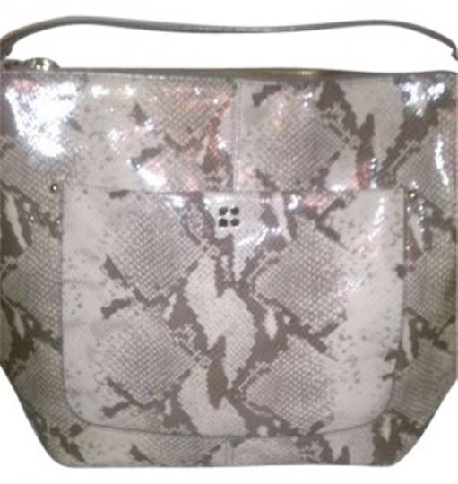 Preload https://item1.tradesy.com/images/kate-spade-snakeskin-natural-grey-white-leather-hobo-bag-173120-0-0.jpg?width=440&height=440